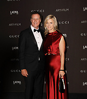 Will Ferrell, Viveca Paulin attend 2018 LACMA Art + Film Gala at LACMA on November 3, 2018 in Los Angeles, California.    <br /> CAP/MPI/IS<br /> &copy;IS/MPI/Capital Pictures