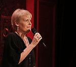 Liz Callaway previews her new show 'The Beat Goes On' at Feinstein's/54 Below on July 17, 2017 in New York City.