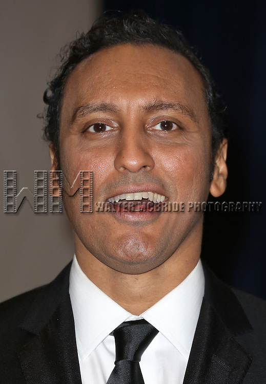 Aasif Mandvi  attending the  2013 White House Correspondents' Association Dinner at the Washington Hilton Hotel in Washington, DC on 4/27/2013