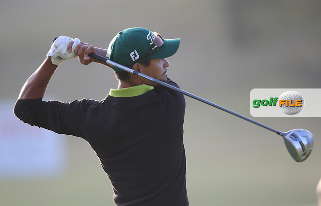 Alister de Kock (RSA) plays to the 11th during Round One of the Africa Open 2015 at the East London Golf Club, East London, Eastern Cape, South Africa. Picture:  David Lloyd / www.golffile.ie. 05/03/2015