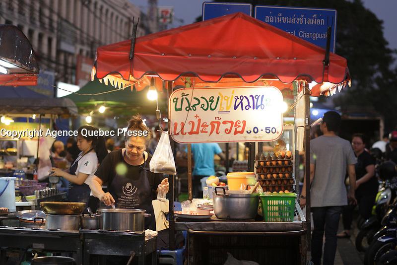 Chiang mai <br />   street food