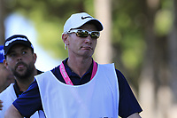 Dermot Byrne on the 4th tee during Saturday's Round 3 of the 2018 Turkish Airlines Open hosted by Regnum Carya Golf &amp; Spa Resort, Antalya, Turkey. 3rd November 2018.<br /> Picture: Eoin Clarke | Golffile<br /> <br /> <br /> All photos usage must carry mandatory copyright credit (&copy; Golffile | Eoin Clarke)