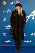 London, UK. 19 January 2016. Pictured: Jo Wood. Celebrities arrive on the red carpet for the London premiere of Amaluna, the latest show of Cirque du Soleil, at the Royal Albert Hall.