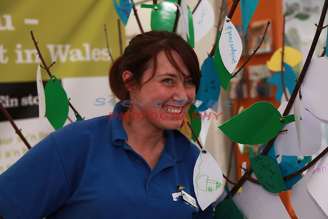 Canal &amp; River Trust<br /> Royal Welsh Show 2014<br /> <br /> 22.07.14<br /> &copy;Steve Pope-FOTOWALES