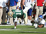 Baylor Bears wide receiver Tevin Reese (16) in action during the game between the Kansas Jayhawks and the Baylor Bears at the Floyd Casey Stadium in Waco, Texas. Baylor leads Kansas 20 to 14 at halftime....