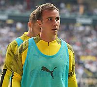 Mario Götze (Borussia Dortmund) - 22.09.2019: Eintracht Frankfurt vs. Borussia Dortmund, Commerzbank Arena, 5. Spieltag<br /> DISCLAIMER: DFL regulations prohibit any use of photographs as image sequences and/or quasi-video.
