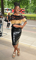 Shingai Shoniwa at the Ivor Novello Awards 2018, Grosvenor House Hotel, Park Lane, London, England, UK, on Thursday 31 May 2018.<br /> CAP/CAN<br /> &copy;CAN/Capital Pictures