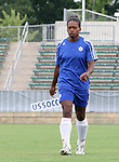 29 July 2006: Charmaine Hooper (CAN). The Canada Women's National Team trained at SAS Stadium in Cary, North Carolina, in preparation for an International Friendly match against the United States to be played on Sunday, July 30.