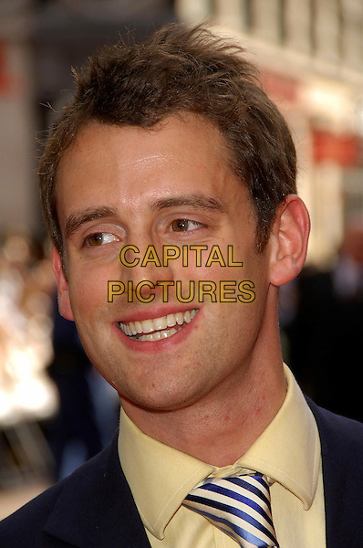 "SIMON AMBROSE (winner of The Apprentice)  .UK premiere of ""Die Hard 4.0: Live Free or Die Hard"" at the Empire Leicester Square, London, England. .June 20th, 2007.headshot portrait .CAP/CAS.©Bob Cass/Capital Pictures"