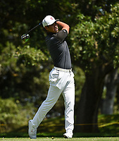 Stanford, Ca - May 12, 2019: The first round of the NCAA Stanford Regional Tournament at Stanford Golf Course in Stanford, CA.