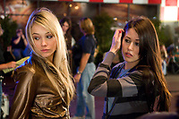 Sex Drive (2008) <br /> Amanda Crew &amp; Katrina Bowden<br /> *Filmstill - Editorial Use Only*<br /> CAP/MFS<br /> Image supplied by Capital Pictures