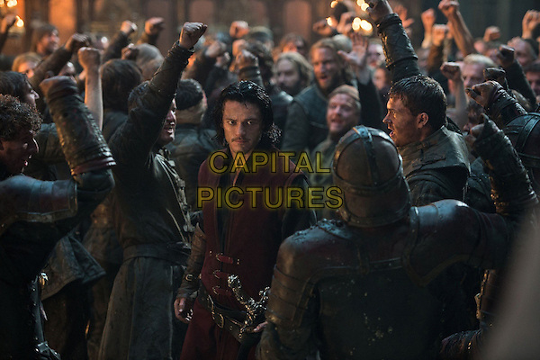 Luke Evans<br /> in Dracula Untold (2014) <br /> *Filmstill - Editorial Use Only*<br /> CAP/FB<br /> Image supplied by Capital Pictures