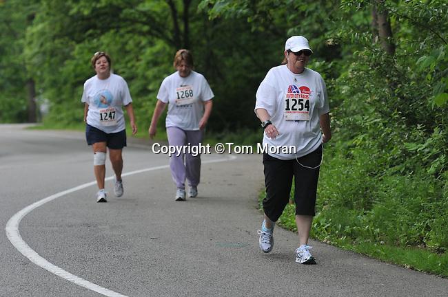 Body & Sole 5K Run/Walk, Louisville, KY  May 15, 2010