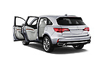 Car images close up view of 2017 Acura MDX Sport Hybrid SH-AWD Advance Package 5 Door SUV doors