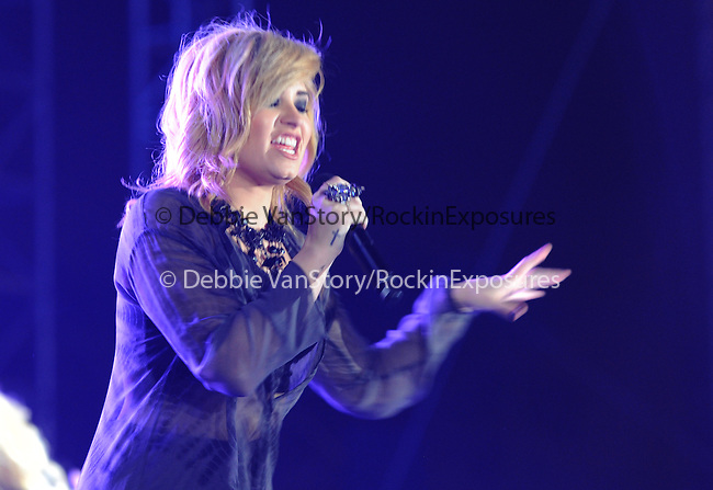 Demi Lovato at The 2013 KIIS FM Wango Tango held at The Home Depot Center in Carson, California on May 11,2009                                                                   Copyright 2013 DVS / RockinExposures