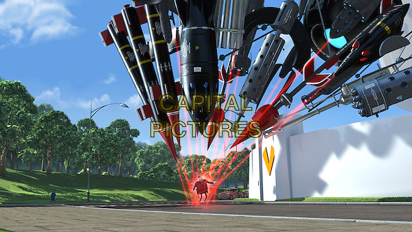 SCENE.in Despicable Me .*Filmstill - Editorial Use Only*.CAP/FB.Supplied by Capital Pictures.