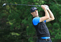 Sebastian Heisele (GER) on the 2nd tee during Round 1 of the Bridgestone Challenge 2017 at the Luton Hoo Hotel Golf &amp; Spa, Luton, Bedfordshire, England. 07/09/2017<br /> Picture: Golffile   Thos Caffrey<br /> <br /> <br /> All photo usage must carry mandatory copyright credit     (&copy; Golffile   Thos Caffrey)