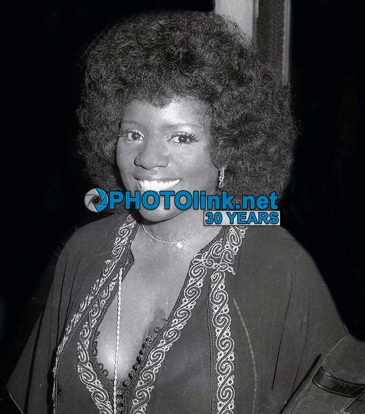 Gloria Gaynor 1979<br /> Photo by Adam Scull-PHOTOlink