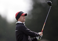 20 May, 2010:  Miami Ohio golfer Nathan Sutherland drives the ball down the fairway on hole one during the NCAA West Regional First Round at Gold Mountain Golf Course in Bremerton, Washington.