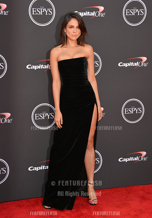 Eiza Gonzalez  at the 2018 ESPY Awards at the Microsoft Theatre LA Live, Los Angeles, USA 18 July 2018<br /> Picture: Paul Smith/Featureflash/SilverHub 0208 004 5359 sales@silverhubmedia.com