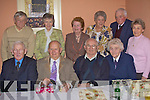 Enjoying the Tarbert senior citizens christmas party at Kirby's Lanterns Hotel on Sunday were Mick Moore, Tom Hanrahan, Se?an and Bridget Guerin.  Back l-r Pat Sullivan, Anne Finucane, Bridie hanrahan, Maureen Moore and Peg Sullivan..   Copyright Kerry's Eye 2008
