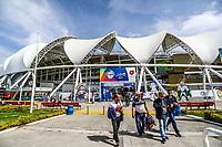 Estadio y Taquilla
