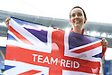 Stef Reid (GBR), <br /> SEPTEMBER 9, 2016 - Athletics : <br /> Women's Lomg jump T44 Final <br /> at Olympic Stadium<br /> during the Rio 2016 Paralympic Games in Rio de Janeiro, Brazil.<br /> (Photo by AFLO SPORT)
