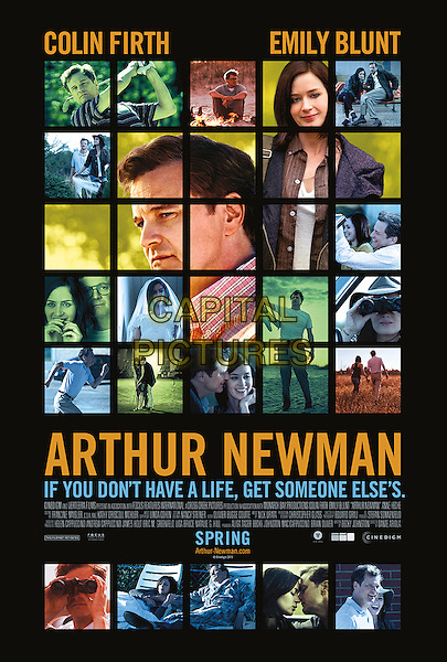 AMERICAN POSTER ART<br /> in Arthur Newman (2012) <br /> *Filmstill - Editorial Use Only*<br /> CAP/FB<br /> Supplied by Capital Pictures