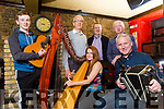 Pictured at the lunch of the 2017 Fleadh By The Feale in Murphy's Bar, last Friday night was l-r: Eoin Murphy, John Mangan Suzanne Quill, Brendan Walsh, Vincent Sheehy and Donal Murphy.