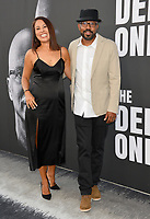 Inny Clemons &amp; Christine Clemons at the premiere for the HBO documentary series &quot;The Defiant Ones&quot; at the Paramount Theatre. Los Angeles, USA 22 June  2017<br /> Picture: Paul Smith/Featureflash/SilverHub 0208 004 5359 sales@silverhubmedia.com