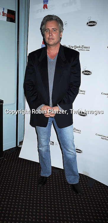 actor Michael E Knight ..at The Broadway Cares/Equity Fights Aids 22nd Annual Broadway Flea Market on September 21, 2008 in Shubert Alley in New York City. ....Robin Platzer, Twin Images