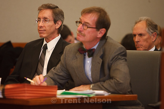 Trent Nelson  |  The Salt Lake Tribune.walter bugden, richard wright. A Utah judge on Monday, November 15, 2010 ordered polygamous sect leader Warren S. Jeffs extradited to Texas to face bigamy and sexual assault charges there. Jeffs' attorneys had fought the extradition, arguing that sending Jeffs to Texas would violate his right to a speedy re-trial on accomplice to rape charges in Utah. But 3rd District Judge Terry Christiansen sided with prosecutors who argued once a governor signs an extradition orders, courts can only decide whether the papers are in order.