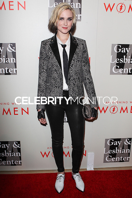 """BEVERLY HILLS, CA, USA - MAY 10: Evan Rachel Wood at the """"An Evening With Women"""" 2014 Benefiting L.A. Gay & Lesbian Center held at the Beverly Hilton Hotel on May 10, 2014 in Beverly Hills, California, United States. (Photo by Celebrity Monitor)"""