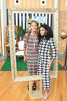 New York Ny Aug 27: Sylvia Rhone & Janelle Monae at The Pre-VMA Fem The Future Brunch with Janelle Monae in New York City on August 27, 2016 Credit Walik Goshorn / MediaPunch