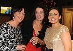 Charlotte Fox, Quin, Co. Clare, Erin Horgan, Dundrum, Co. Tipperary and Siobhan LOughman, Tipperary, at the Bord Gais Energy Munster GAA Awards in The Malton Hotel, Killarney at the weekend.<br /> Picture by Don MacMonagle<br /> PR photo from Munster Council<br /> Further info: ed Donnelly e;pro.munster@gaa.ie FOR PJ GIBBONS COLUMN