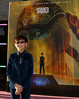 """LOS ANGELES - MAR 26:  Philip Zhao at the """"Ready Player One"""" Premiere at TCL Chinese Theater IMAX on March 26, 2018 in Los Angeles, CA"""