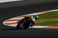 16th November 2019; Circuit Ricardo Tormo, Valencia, Spain; Valencia MotoGP, Qualifying Day; Andrea Iannone (Aprilia)   - Editorial Use
