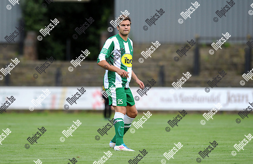 2012-09-12 / Voetbal / seizoen 2012-2013 / Racing Mechelen / Michael Seminck..Foto: Mpics.be