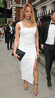 Munroe Bergdorf at the British LGBT Awards 2018, London Marriott Hotel Grosvenor Square, Grosvenor Square, London, England, UK, on Friday 11 May 2018.<br /> CAP/CAN<br /> &copy;CAN/Capital Pictures