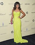 Gabby Douglas at THE WEINSTEIN COMPANY 2013 GOLDEN GLOBES AFTER-PARTY held at The Old trader vic's at The Beverly Hilton Hotel in Beverly Hills, California on January 13,2013                                                                   Copyright 2013 Hollywood Press Agency