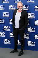 Liam Cunningham attends the photocall for the movie 'The Childhood Of A Leader' during the 72nd Venice Film Festival at the Palazzo Del Cinema in Venice, Italy, September 5. <br /> UPDATE IMAGES PRESS/Stephen Richie