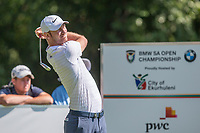Chris Wood (ENG) during the 2nd round of the BMW SA Open hosted by the City of Ekurhulemi, Gauteng, South Africa. 12/01/2017<br /> Picture: Golffile | Tyrone Winfield<br /> <br /> <br /> All photo usage must carry mandatory copyright credit (&copy; Golffile | Tyrone Winfield)