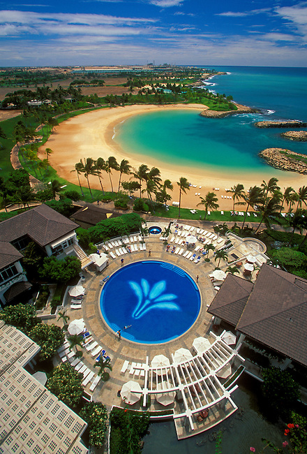 Ihilani Resort & Spa, Kapolei, Oahu Island, Hawaii, United States
