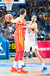 Marc Gasol during Spain vs Dominican Republic friendly match in Madrid. August 22, 2019. (ALTERPHOTOS/Francis González)