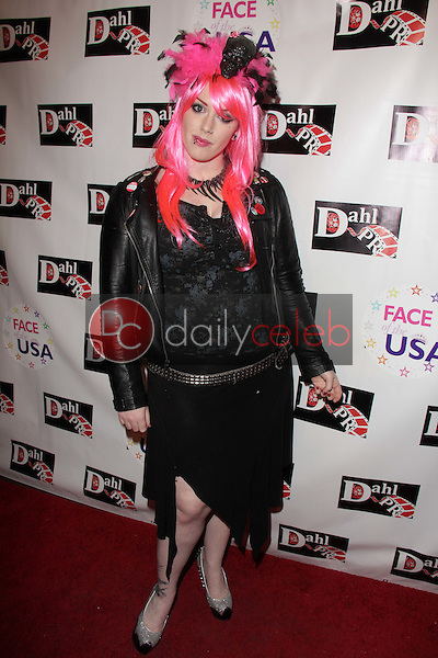 Constance Hall<br /> at the Monster Man Costume Ball, Cabo Wabo, Hollywood, CA 10-16-13<br /> David Edwards/Dailyceleb.com 818-249-4998