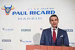 Premio Ricard a Jose Mari Manzanares