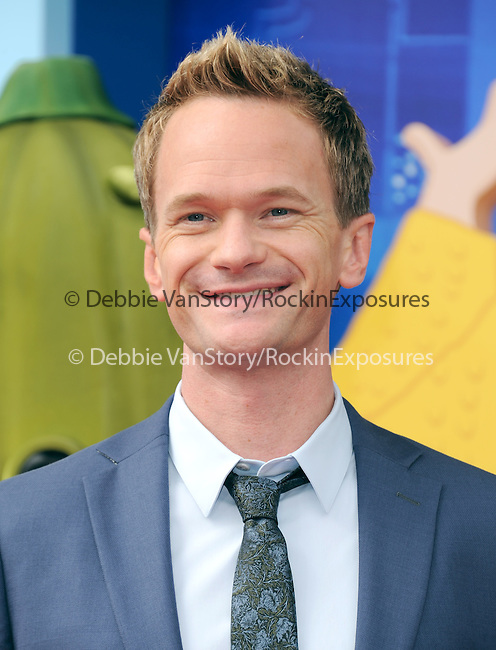 """Neil Patrick Harris at Sony Pictures Animation Los Angeles Premiere Of """"Cloudy With A Chance Of Meatballs 2"""" held at The Regency Village Theatre in Westwood, California on September 21,2013                                                                   Copyright 2013 Hollywood Press Agency"""