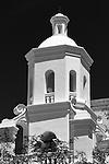 Tower, San Xavier del Bac Mission, Tucson, Arizona