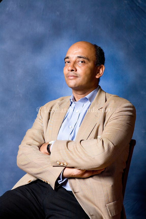 Mantova, Italy, September 2009. Anthony Appiah, Ghanian writer, philosopher, and cultural theorist born in London. He lives in USA and teaches philosophy at the Princeton University. In March 2009, he became President of the PEN American Center.