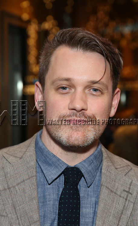 """Michael Arden Attends the Broadway Opening Night of """"All My Sons"""" at The American Airlines Theatre on April 22, 2019  in New York City."""